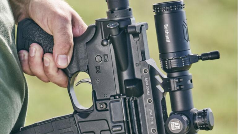 Bushnell AR Ops 1-4x24