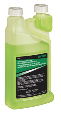 Ultrasonic/Rotary Case Cleaning Solution