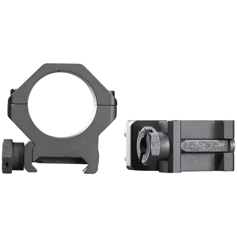 Four-Hole Picatinny Rings 1 Inch