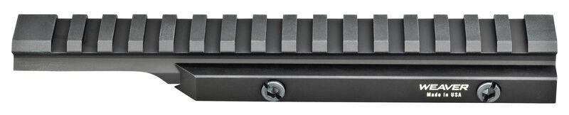 Flattop Riser Rails
