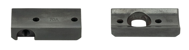 Steel Dovetail Bases