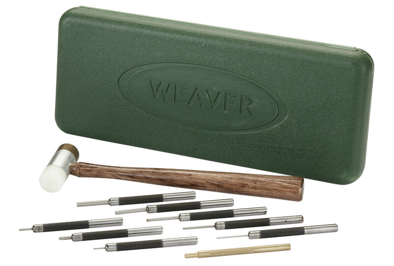 Hammer & Punch Tool Kit