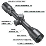 Classic Series Rifle Scope - 3-9x40 Rimfire SFP Dual-X 1""