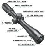Classic Series Rifle Scope - 4-16x44 SFP Dual-X 30mm