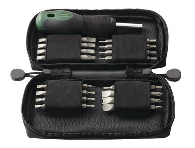 36-Piece Tool Kits - Soft Case