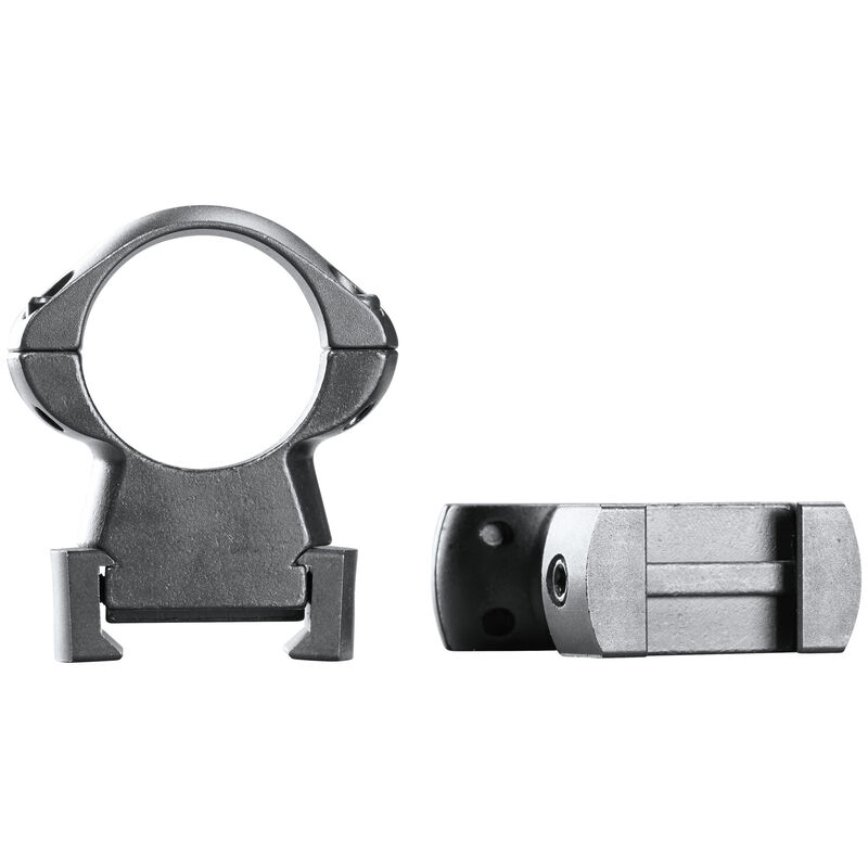 Grand Slam Steel Top Mount Rings - Windage Adjustable