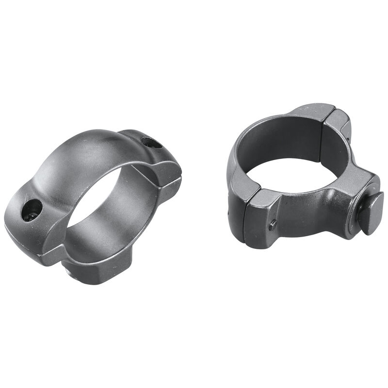 Steel Dovetail Rings 1 Inch