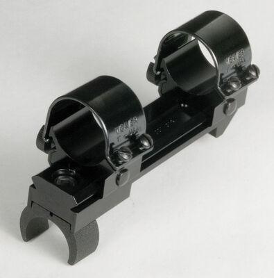 Pistol Mount Base Ring System