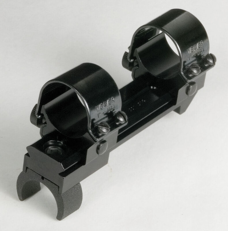 Pistol Mount Base Ring System
