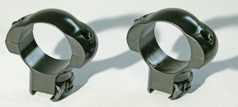 .22 Ruger-Style Rings
