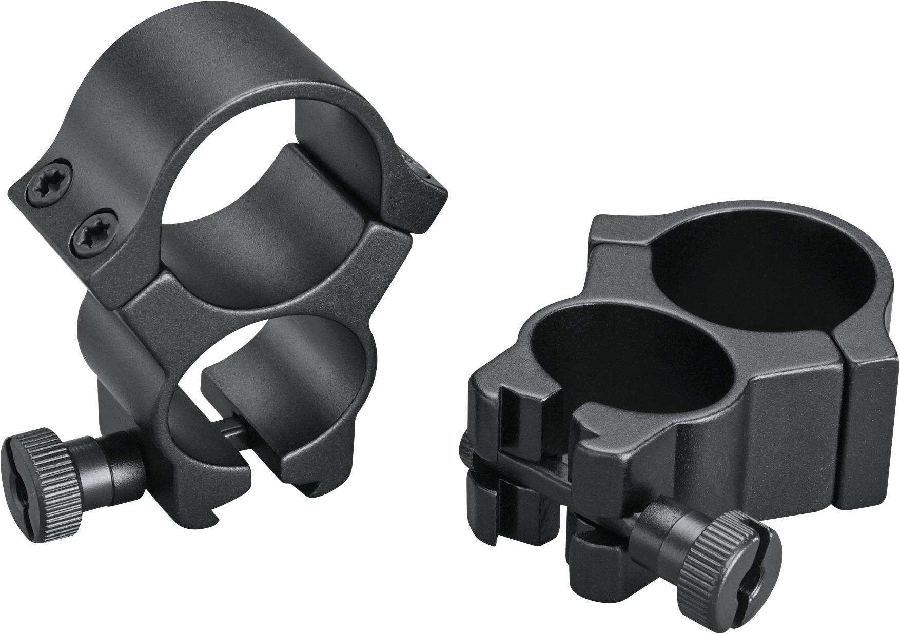 See-Thru Steel Lock .22 Rings